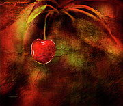 Bing Art - Summer Cherries 1 by Theresa Tahara