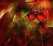 Bing Art - Summer Cherries 2 by Theresa Tahara