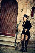 Jenny Rainbow - Summer Darkness 5. Gothic Festival in Utrecht