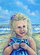 Gail Butler Art - Summer by Gail Butler