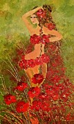 Amalia Suruceanu Art - Summer Girl