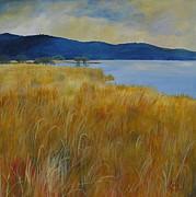 Julia Blackler - Summer Grasses