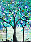 Wendy Smith - Summer Green bubble tree