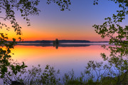 Vibrant Art - Summer morning at 02.05 by Veikko Suikkanen