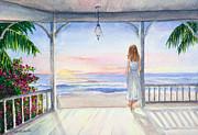 Michelle Wiarda - Summer Morning Watercolor