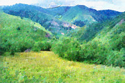 Magomed Magomedagaev - Summer mountain scenery...