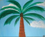 Krystal Jost - Summer Palm