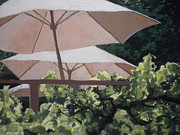 Grapevines Paintings - Summer Party by Maralyn Miller