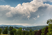 Summer Storm Prints - Summer Storm Print by Bill  Wakeley