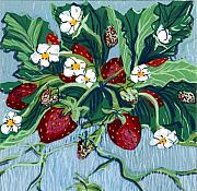 Mary Palmer - Summer Strawberries