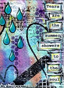 Lizzy Love of Oddball Art Co - Summer Tears