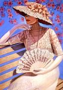 Summer Time Print by Sue Halstenberg