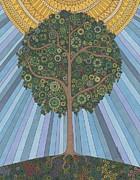 Summer Tree Print by Pamela Schiermeyer