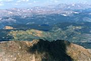 Robert Lozen - SUMMIT MT. EVANS LOOKING NORTH