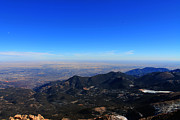 All - Summit of Pikes Peak by Elizabeth  Doran