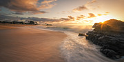Hawaii  Fine Art Photography - Sun and Sandy Beach