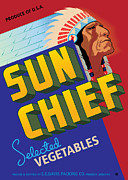 Featured Art - Sun Chief by Gary Grayson