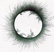 Sun Print by Dyana Schoenstadt