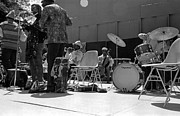 Avant Garde Jazz Photos - Sun Ra Arkestra UC Davis Quad 2 by Lee  Santa