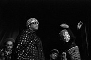 Sun Ra Arkestra Prints - Sun Ra Marches Print by Lee  Santa