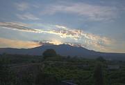Adrienne Lattuca - Sun Set Volcano