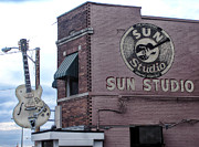 Memphis Recording Service Photos - Sun Studio by Timothy Guay