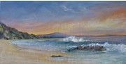Rita Palm - Sun-up at Shelley Beach