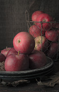 Edward Fielding - Sun Warmed Apples Still Life