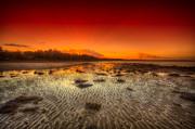 Nigel Hamer - Sunbeam Beach Sunset