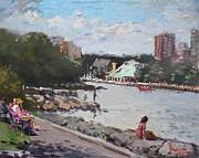 Ylli Haruni - Sunday at Port Credit Park Mississauga