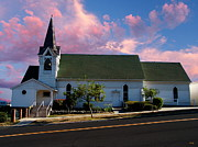 Religious Art Photos - Sunday Morning by Glenn McCarthy Art and Photography