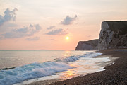 Ian Middleton - Sundown at Durdle Door...