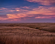 Cypress Hills Framed Prints - Sundown Enchantment Framed Print by Royce Howland