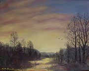 Kathleen McDermott - Sundown Glow by K....