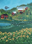 Virginia Coyle - Sunflower Farm