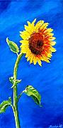 Jesslyn Fraser - Sunflower in the Light