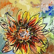 Ginette Fine Art LLC Ginette Callaway - Sunflower Moroccan Eyes