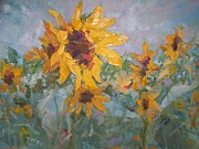 Bart DeCeglie - Sunflowers #1