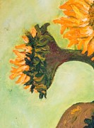 Jott Dgottoel Fine Art - Sunflowers #2b For...
