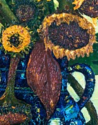 J Harris - Sunflowers #2f For...