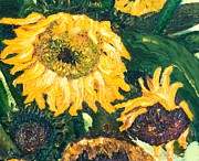 Jott Dgottoel Fine Art - Sunflowers #2i For...
