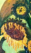 Jott Dgottoel Fine Art - Sunflowers #2j For...