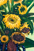 Jott Dgottoel Fine Art - Sunflowers #2M For...