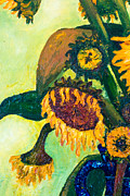 Jott Dgottoel Fine Art - Sunflowers #2Q For...