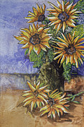 Edith Hardaway - Sunflowers