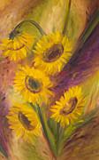 All - Sunflowers II by John and Lisa Strazza