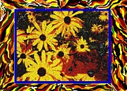 Lewanda Laboy - Sunflowers in the Park