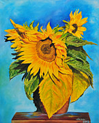 Jana Goode - Sunflowers