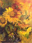 Karen Carmean  - Sunflowers