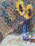 Susan Bradbury - Sunflowers